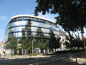 Banque Populaire Besançon