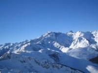 Alpes et réchauffement