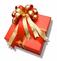 Garder l'emballlage pour revendre les cadeaux