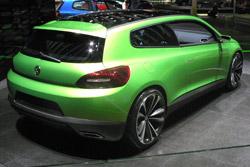 Volkswagen concept 3