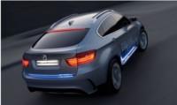 X6 hybride BMW