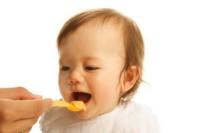 Alimentation bio pour bébé