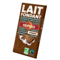 Chocolat équitable Alter éco