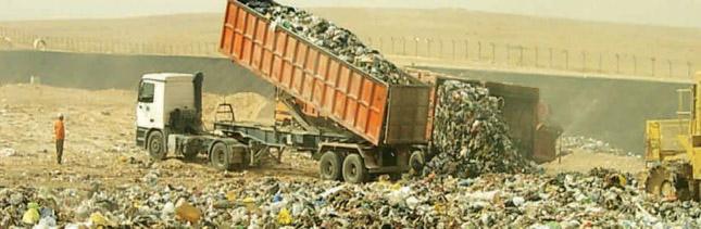statistiques déchets monde camion