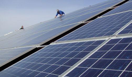 photovoltaique - eau chaude - consoGlobe