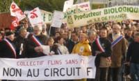 lutte contre circuit F1