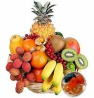 fruits et légumes enfants
