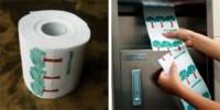 Papier toilette Greenpeace
