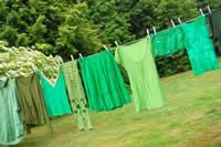 linge - greenwashing - consoGlobe