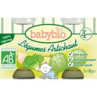 Petits pots babybio légumes artichaut