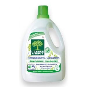 Lessive écologique au savon végétal
