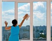 Nettoyer les vitres écolo