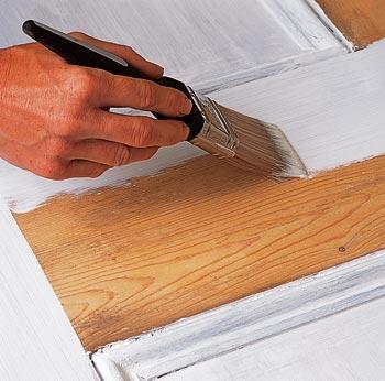 Bricolage colo le bricolage sans toxiques for Peindre lambris vernis