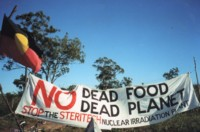Danger des aliments irradiés
