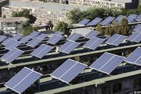 cimetière - panneau solaire - consoGlobe