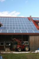 agriculture et photovoltaïque