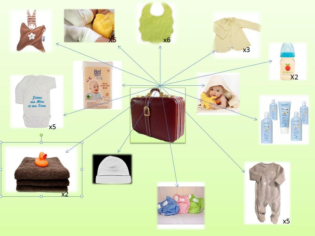 Ma valise de maternit colo for A quel moment preparer la chambre de bebe