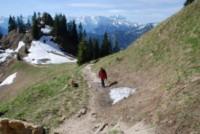 Trekking montagne