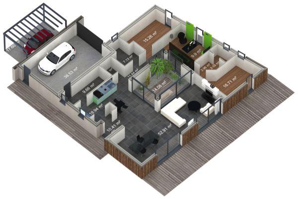 mfc 2020 la maison qui recharge aussi la voiture page 2 of 2 page 2. Black Bedroom Furniture Sets. Home Design Ideas