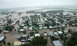 australie inondation rechauffement climatique