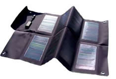 panneau solaire transportable chargeur