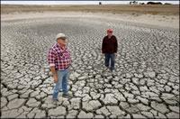 australie secheresse rechauffement climatique