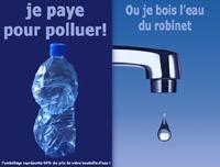 publicité - robinet - consoGlobe