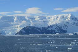 glace en Antarctique