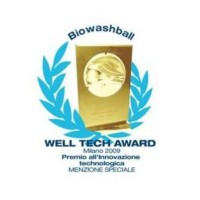 well tech award Biowashball