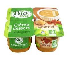 Bio Nat' crème caramel