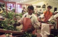 Le business des fleurs
