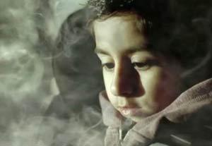 exposition des enfants au tabagisme passif