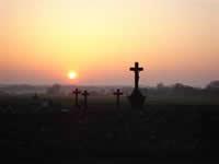 cimetière mortalité