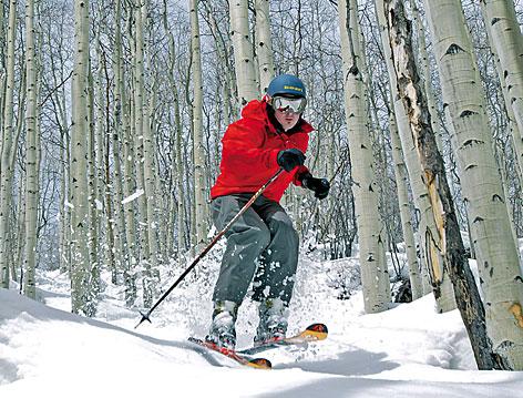 Ventes mondiales de paires de ski