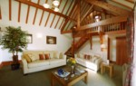 Maison avec bois