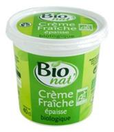 crème fraiche bio 40cl