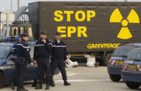 Greenpeace contre le nucléaire