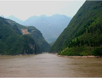 débit des fleuves du monde