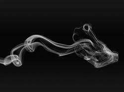 fumée de cigarette: pollution