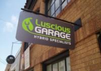 Luscious garage