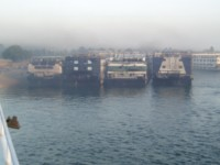 Nil pollution