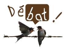 icone débat