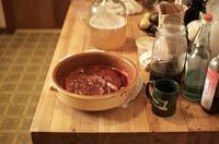 cuisiner son placenta