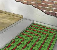 plancher chauffant le chauffage colo qui rayonne page 2. Black Bedroom Furniture Sets. Home Design Ideas