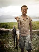 pêche traditionnelle en Afrique