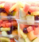 salade de fruits bio