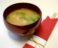 soupe au miso