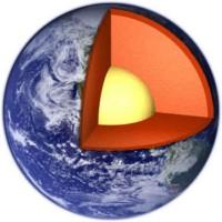 Geothermie structure de la terre