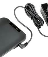téléphone portable en charge